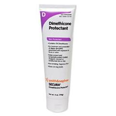 Secura Dimethicone Protectant Cream - 4 oz