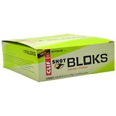 Shot Bloks Clif Shot Bloks Energy Chews - Citrus