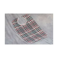 Becks Plaidbex Adult Bib