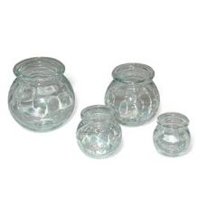 Upc Medical Glass Cupping Jars 4 Piece Set