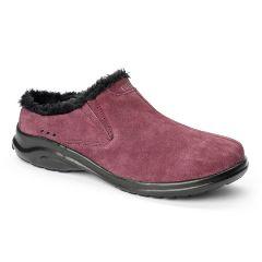 Oasis Footwear Oasis Women's Hannah Eggplant Diabetic Shoe