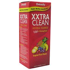 Detoxify Brand Detoxify LLC Xxtra Clean - Tropical Fruit
