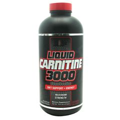Nutrex Liquid Carnitine 3000 - Berry Blast