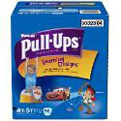 Pull-Ups Learning Designs 4T-5T Training Pants