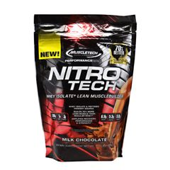 MuscleTech Performance Series Nitro-Tech - Milk Chocolate