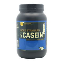 Gold Standard Optimum Nutrition Gold Standard 100% Casein - Banana Cream