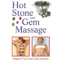 Simon And Schuster Hot Stone And Gem Massage Book