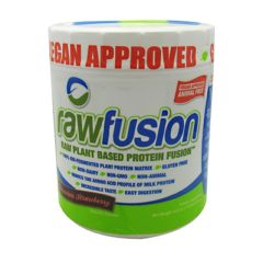 SAN Raw Fusion - Chocolate Strawberry