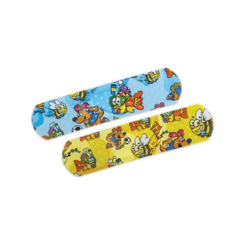 CURAD Medtoons Adhesive Bandages