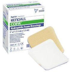 """COPA Ultra-Soft Foam Dressing - 8"""" x 8"""""""