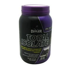 Cutler Nutrition Total Isolate - Cookies & Cream