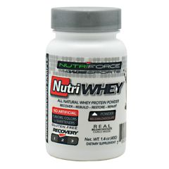 Nutriforce Sports NutriWhey - Belgian Chocolate
