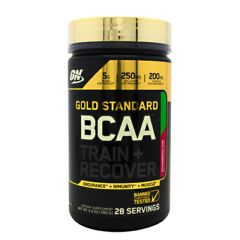 Gold Standard Optimum Nutrition Gold Standard BCAA - Strawberry Kiwi