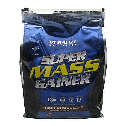 Dymatize Super Mass Gainer - Rich Chocolate Model 827 583620 01