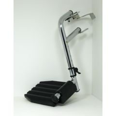 New Solutions Invacare Style Tool-Free Adjustable Footrest