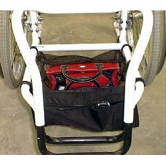 New Solutions Wheelchair Mesh Under Shelf Carrier