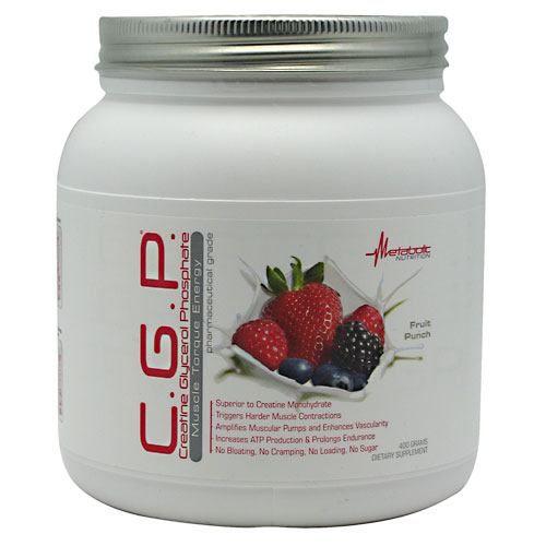 Metabolic Nutrition C.G.P. - Fruit Punch Model 827 585006 01