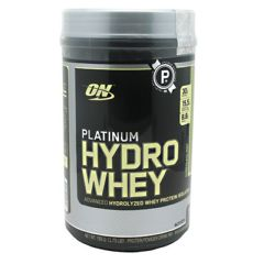 Optimum Nutrition Platinum Hydro Whey - Chocolate Mint