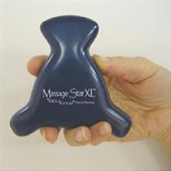 ScripHessco Acuforce Massage Star X-Large (Dark Blue)