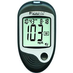 Invacare Supply Group Prodigy Autocode Talk Meter Only