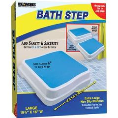 Invacare Supply Group Bath Step