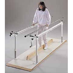 Midland Manual Parallel Bars All-Adjustable