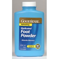 GoodSense Medicated Foot Powder