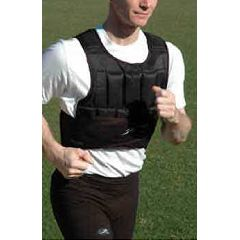 Ironwear Uni-Vest Professional Weighted Vest (Short) - 10 lbs Included