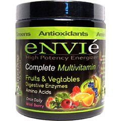 Nutrakey Envie Vitamin and Mineral Supplement