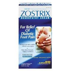 Cardinal Health Zostrix Original Strength Arthritis Pain Relief Cream