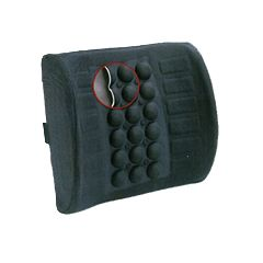 Back Cushion with ergoPressure Technology