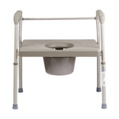 DMI Heavy Duty Bariatric Portable Bedside Commode