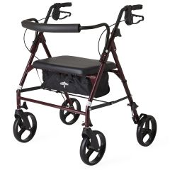 Medline Classic Basic Steel Rollator