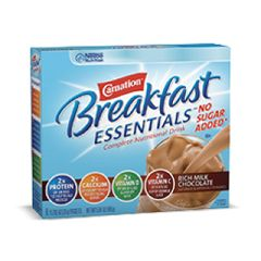 CARNATION® BREAKFAST ESSENTIALS™ - No Sugar Added Powder