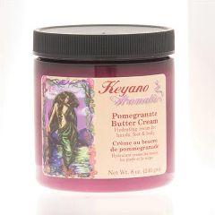 Keyano Aromatics Keyano Pomegranate Butter Cream 8 Oz