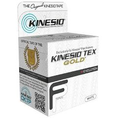 "Kinesio Tex Gold Tape FP Rolls 2"" X 16.4'"