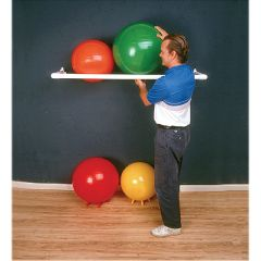 Cando Inflatable Exercise Ball Rack