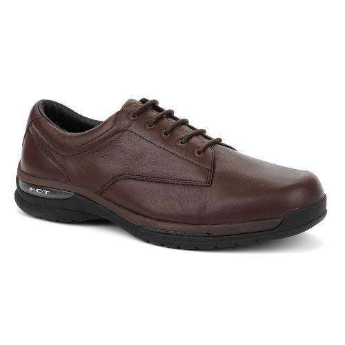 Oasis Footwear Oasis Men's  Nevis Brown Diabetic Shoe