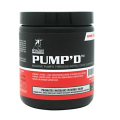 Betancourt Nutrition Pump'd - Strawberry Kiwi