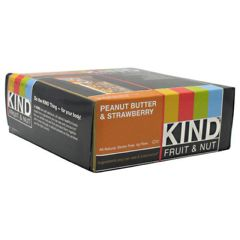 Kind Snacks Kind Fruit & Nut - Peanut Butter & Strawberry