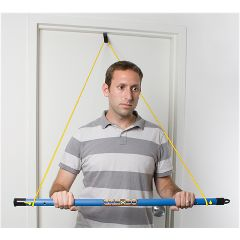 Cando Over Door Exercise Bar And Tubing