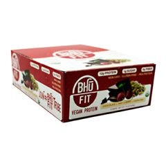 Bennett Marine Video BHU Foods BHU FIT BHU Fit Vegan Protein - Chocolate Tart Cherry Pistachio