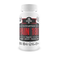 Biotree Pain 180 Joint Pain & Digestive Enzyme - 90 Count