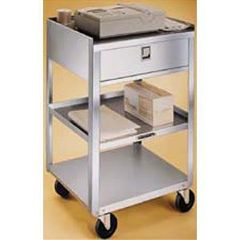 Lakeside Manufacturing Equipment Stand With 1 Drawer