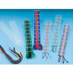 Allen Diagnostic Module Metallic Cord Bargello Bookmarks, Pack Of 6