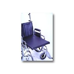 AliMed Amputee Wheelchair Surface and Universal Seat W/C Surface, Std, RIGHT Amp, each