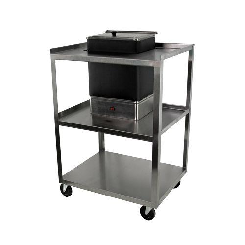 Ideal Generic Utility Cart For E-2 Moist Heat Pack Heater Model 871 0042
