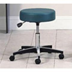 Clinton Industries 5 Leg Pneumatic Stool With Foot Ring