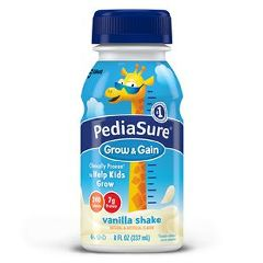 PediaSure Grow & Gain Pediatric Shakes 8 oz.