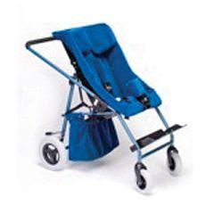 Columbia Therapedic Ips 2000 Car Seat Plus Therapedic 2100 Ips Mobility Base, Blue